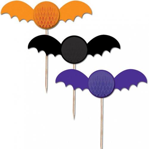 6 Stecchini con pipistrelli