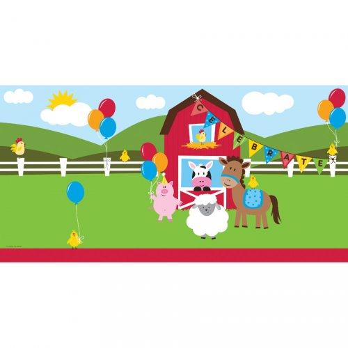 Tovaglia Happy Farm