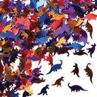 Coriandoli piccoli - Dinosauri