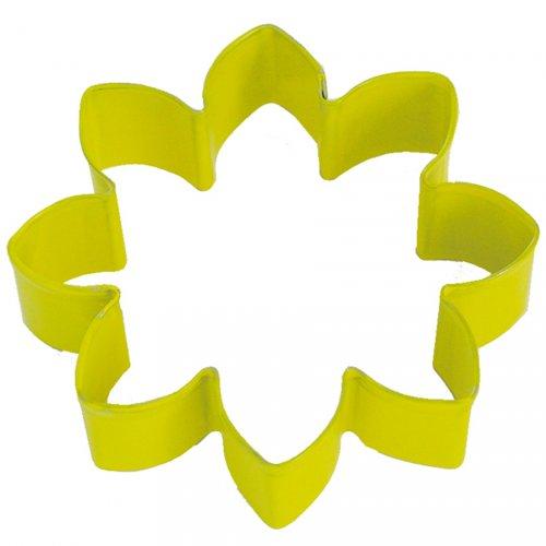 Tagliabiscotti fiore giallo