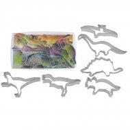 6 Tagliabiscotti dinosauro