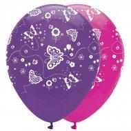 6 Palloncini Farfalle Fun
