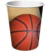 8 Bicchieri Basket Passion