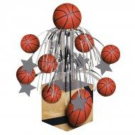 Centrotavola a cascata - Passione basket