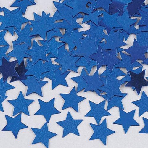 Coriandoli stelle blu