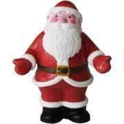 Statuetta di Babbo Natale in resina