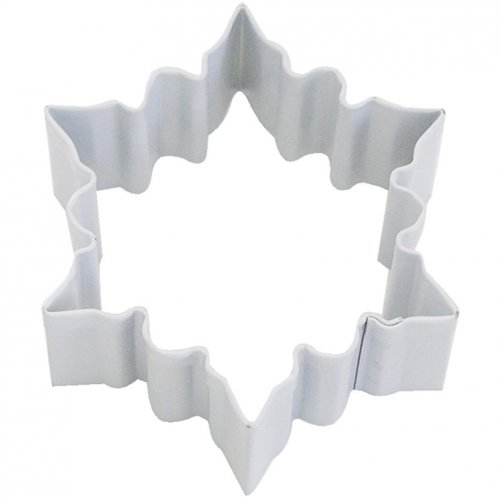 Tagliabiscotti Fiocco di neve Bianco