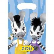 8 Sacchetti regalo Zou