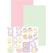 Kit 6 Sacchetti regalo di Pasqua da personalizzare