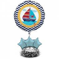 Palloncini centrotavola - Barche a vela