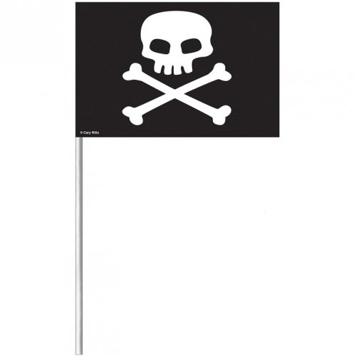 8 Pirata Capo delle Bandiere di Morte