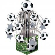 Centrotavola a cascata - Pallone da calcio