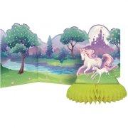Centrotavola - Unicorno fatato