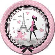 8 Piatti Parigi Chic