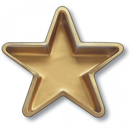 Vassoio Stella dorata