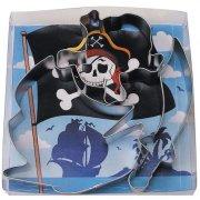 Set di 3 grandi Tagliabiscotti Pirata