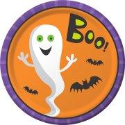 8 Piatti Creepy Halloween