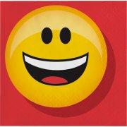 16 Tovagliolini Emoji Smiley