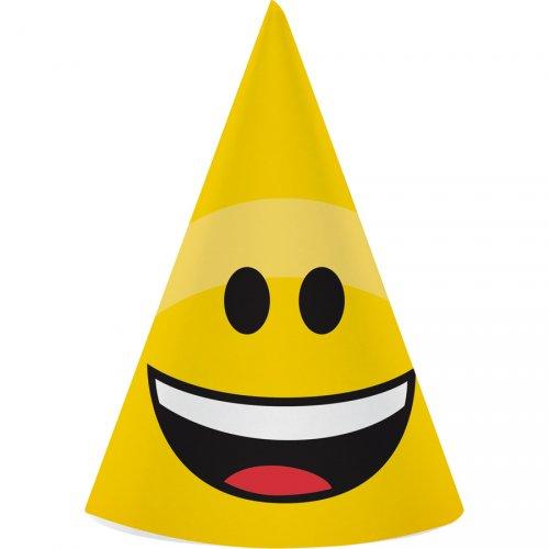 8 Cappelli Emoticon Smile