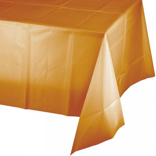 Tovaglia Rettangolare Cammello Arancione