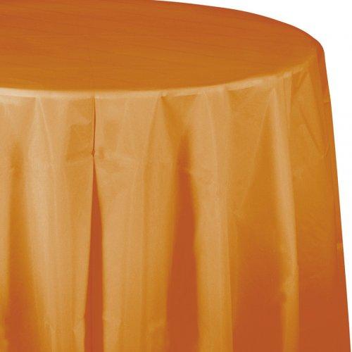Tovaglia Rotonda Cammello arancione