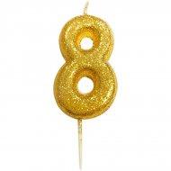 Candela Oro numero 8