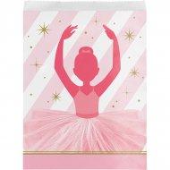 10 Sacchetti regalo Prima ballerina - Carta