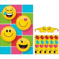 Contiene : 1 x Gioco da Parete Emoji Crazy