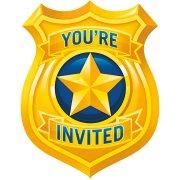 8 Inviti Pattuglia polizia