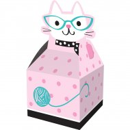 8 Scatole regalo Gatto Chic