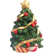 Alberello di Natale 3D (5 cm) - Resina