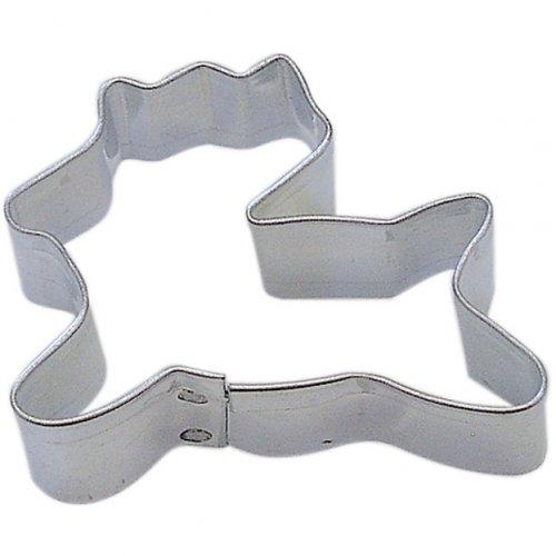 Mini Tagliabiscotti renna (5 cm) - Metallo