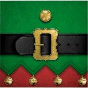16 Tovagliolini Cintura Elfo