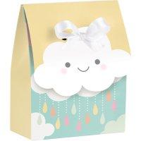 Contiene : 1 x 12 Scatole regalo Baby Cloud (11 cm)