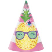 8 Cappelli Ananas Party