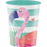 Bicchiere formato grande Ananas Party (47 cl) - Plastica