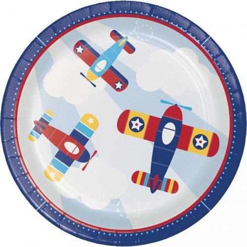 8 Piatti Compagnia Aerea