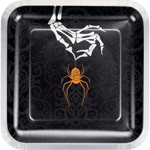 8 Piatti Wicked Spider
