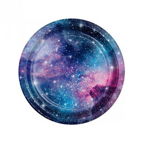 8 Piattini Galassia
