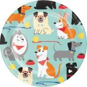 8 Piattini Dog Party