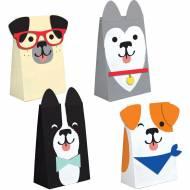 8 Sacchi regalo Dog party