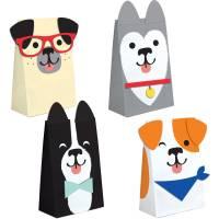 Contiene : 1 x 8 Sacchi regalo Dog party
