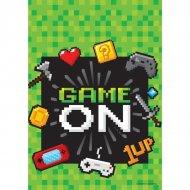 8 Sacchetti regalo Game Party
