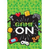 Contiene : 1 x 8 Sacchetti regalo Game Party