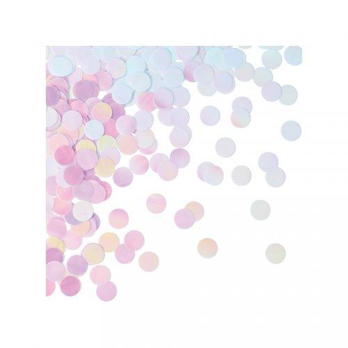 Coriandoli iridescenti