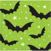16 Tovagliolini - Halloween Colors