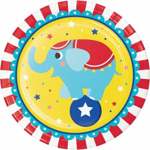 8 Piatti - Circus Party