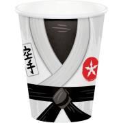 8 Bicchieri Karate Party