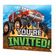 8 inviti Monster Truck Rally