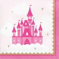 16 Tovaglioli Castello Principessa
